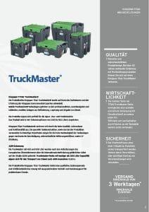 TruckMaster Übersicht 2016