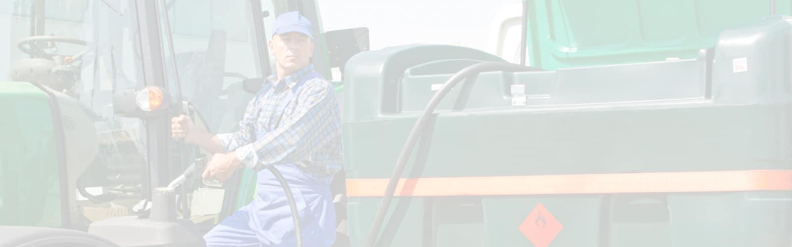 Truckmaster in Anwendung, gesoftet