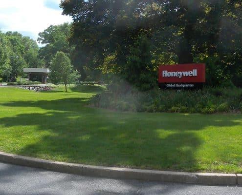 Handelspartnerschaft mit Honeywell