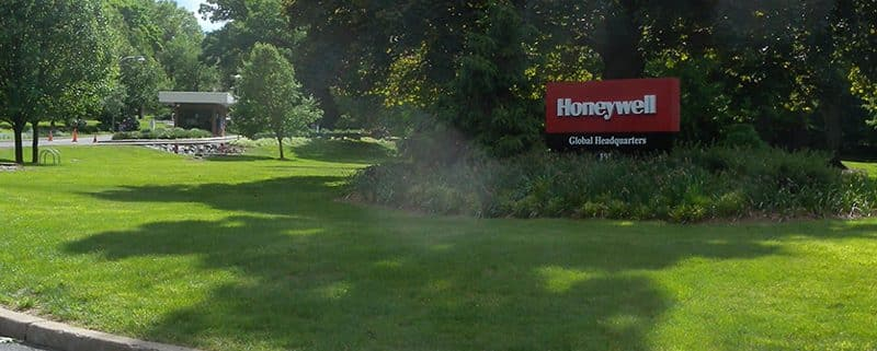 Handelspartnerschaft mit Honeywell