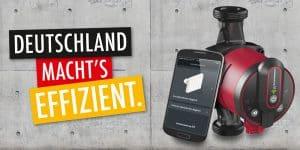 Deutschland macht's effizient; Auf Öl-Brennwerttechnik setzen und Fördergelder sichern