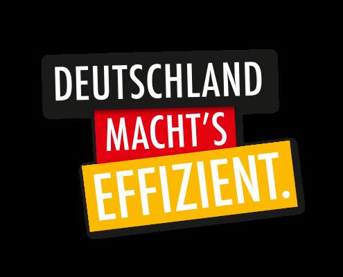 Deutschland macht's effizient