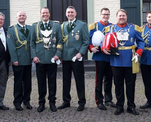 Unges Pengste in Korschenbroich 2018