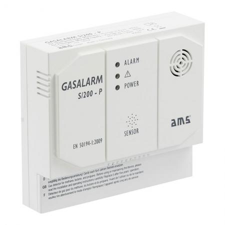 Gaswarngerät Gasalarm S200-P